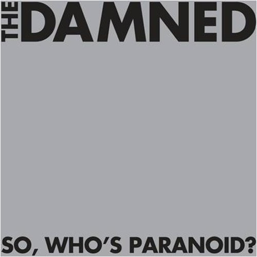 Damned So Who's Paranoid 2 Lp
