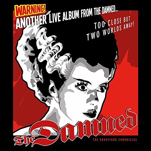 Damned Another Live Album From The Da 2 Lp