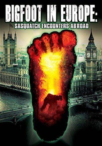 Bigfoot In Europe Sasquatch Encounters Abroad Bigfoot In Europe Sasquatch Encounters Abroad DVD Nr