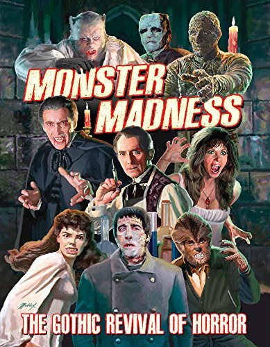 Monster Madness The Gothic Revival Of Horror Monster Madness The Gothic Revival Of Horror DVD Nr