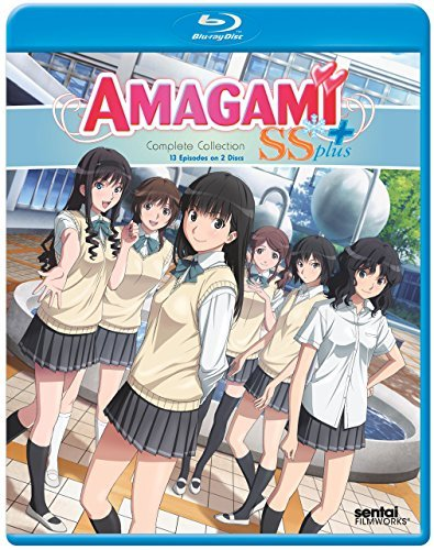 Amagami Ss Complete Collection Blu Ray