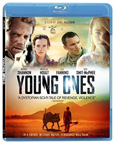 Young Ones Shannon Hoult Blu Ray R