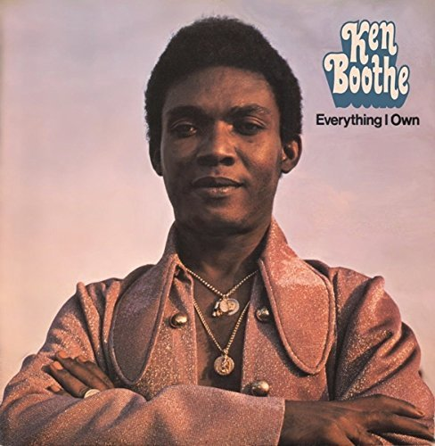Ken Boothe Everything I Own Import Gbr