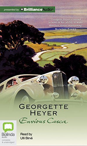 Georgette Heyer Envious Casca
