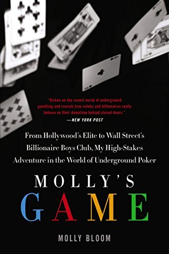 Molly Bloom Molly's Game From Hollywood's Elite To Wall Street's Billionai