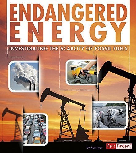 Rani Iyer Endangered Energy Investigating The Scarcity Of Fossil Fuels