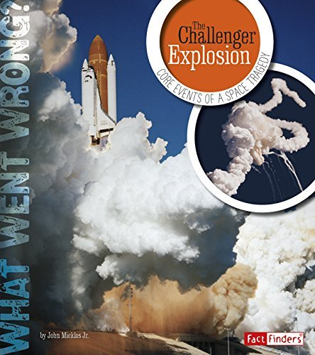 Jr. John Micklos The Challenger Explosion Core Events Of A Space Tragedy