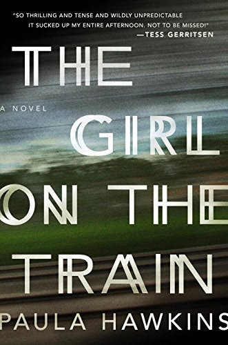 Paula Hawkins The Girl On The Train