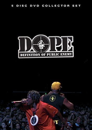 Public Enemy D.O.P.E. Definition Of Public