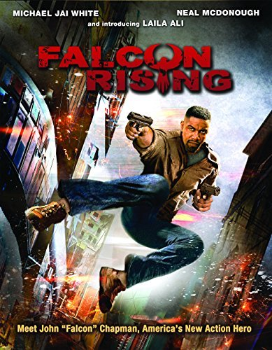 Falcon Rising Jai White Mcdonough Jai White Mcdonough