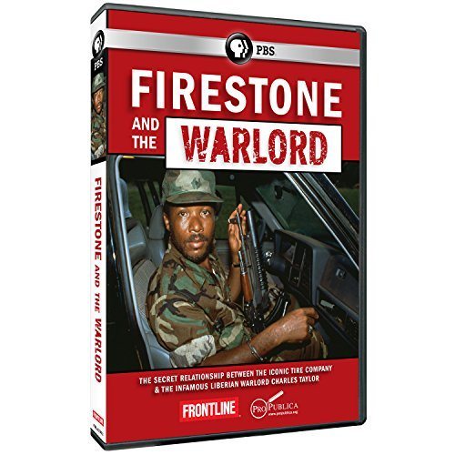 Frontline Firestone And The Warlord Pbs DVD