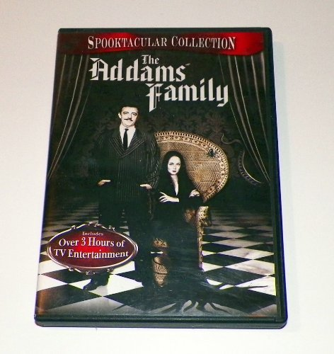 The Addams Family Spooktacular Collection