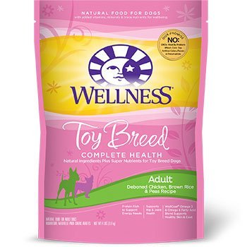 Wellness Small Breed Complete Health Toy Breed 4lb Qb 6