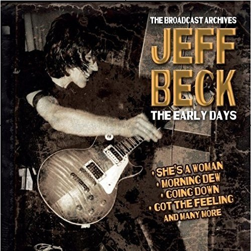Jeff Beck Early Days
