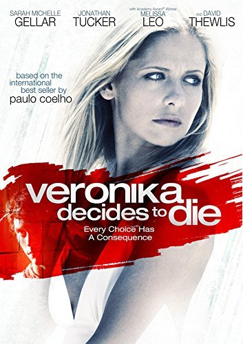 Veronika Decides To Die Gellar Tucker Leo DVD R