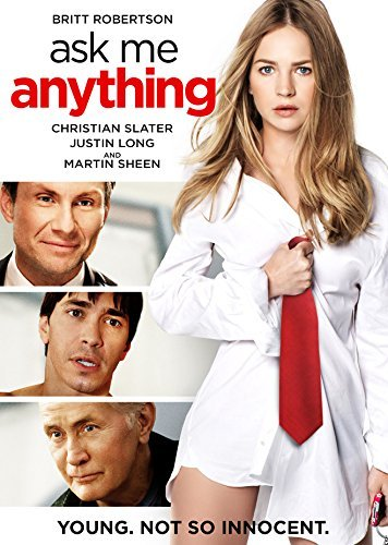 Ask Me Anything Robertson Slater Long DVD Nr
