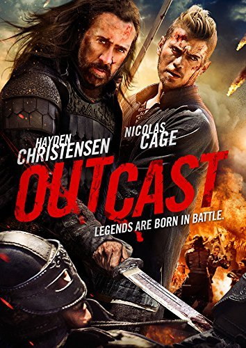 Outcast Cage Christensen DVD Nr