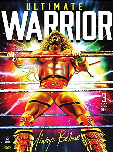 Wwe Ultimate Warrior Always Believe DVD