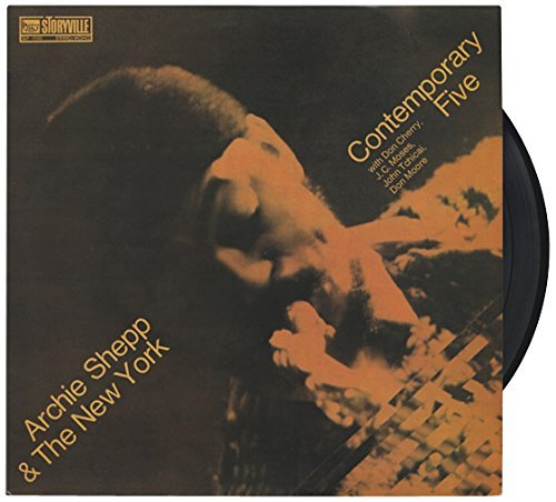 Archie Shepp Archie Shepp & The New York Co