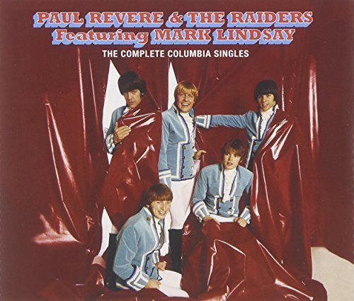 Paul & The Raiders Revere Complete Columbia Singles