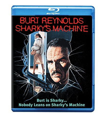 Sharky's Machine Reynolds Ward Gassman Keith Blu Ray R