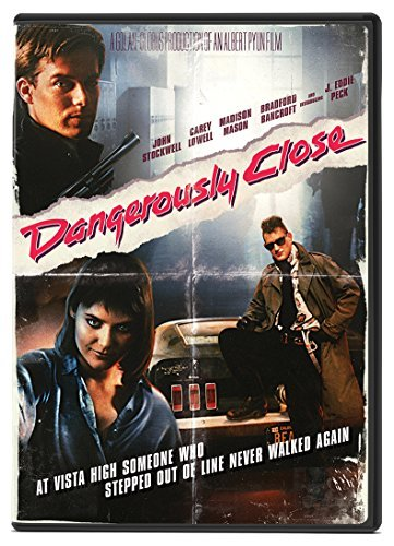 Dangerously Close Stockwell Peck Lowell DVD R