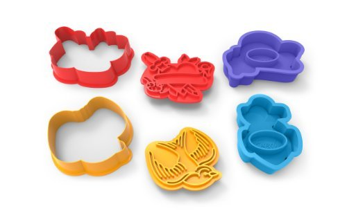 Novelty Tough Cookies Cookie Cutter