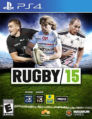 Ps4 Rugby 15