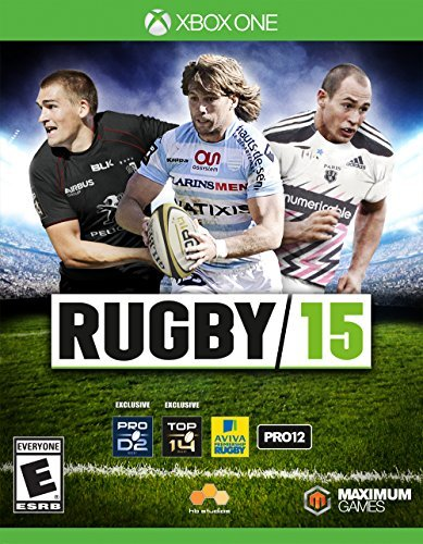 Xbox One Rugby 15