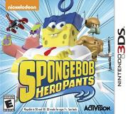 Nintendo 3ds Spongebob Heropants