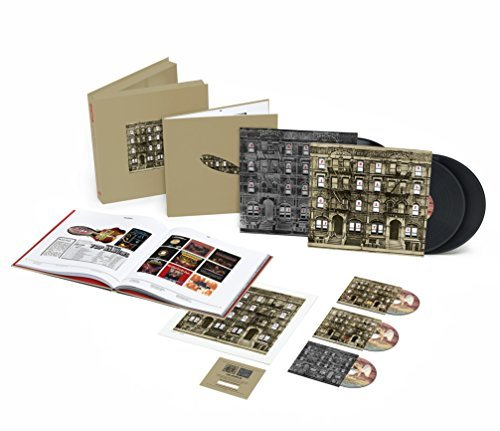 Led Zeppelin Physical Graffiti Physical Graffiti