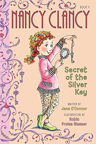 O Fancy Nancy Nancy Clancy Secret Of The Silver Key