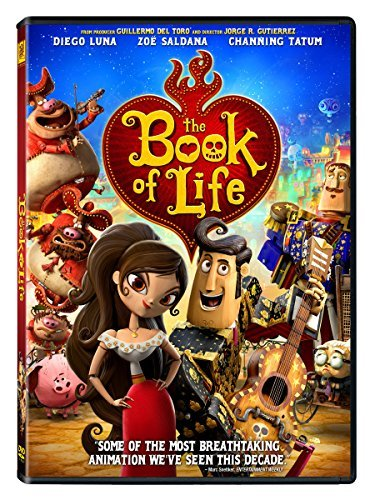 The Book Of Life The Book Of Life DVD Pg