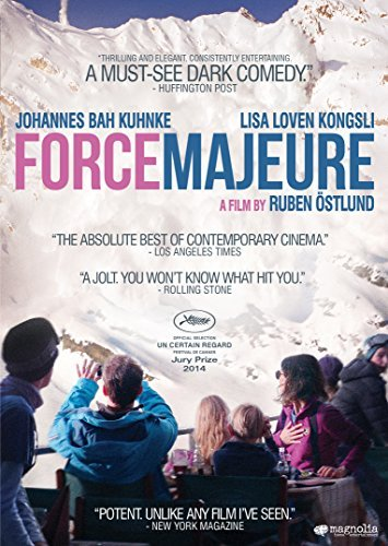 Force Majeure Force Majeure DVD R