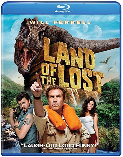 Land Of The Lost (2009) Ferrell Friel Mcbride Blu Ray Pg13