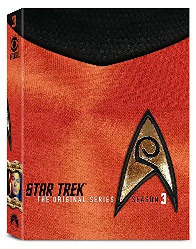 Star Trek Original Series Season 3 DVD