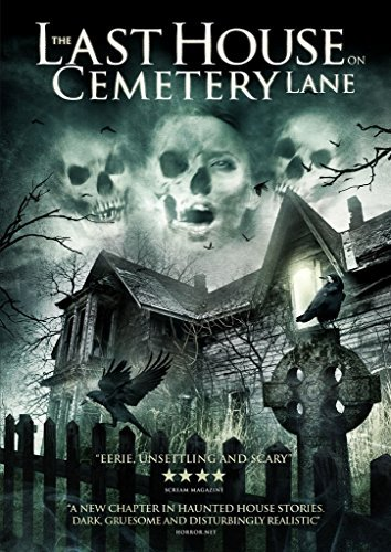 Last House On Cemetery Lane Last House On Cemetery Lane DVD