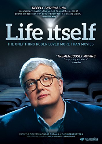 Life Itself Roger Ebert DVD R