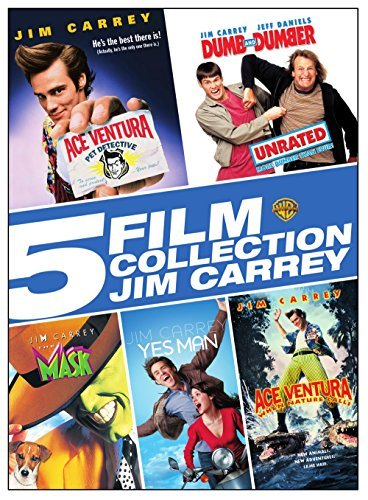 5 Film Collection Jim Carrey 5 Film Collection Jim Carrey