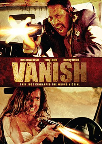 Vanish Walsh Trejo DVD Nr