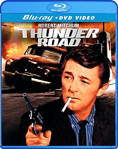 Thunder Road Mitchum Aubuchon Barry Smith Blu Ray Pg