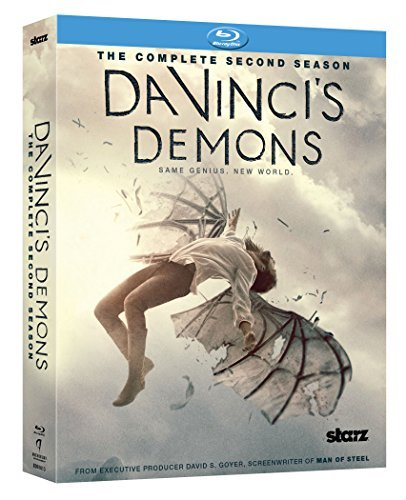 Da Vinci's Demons Season 2 Blu Ray