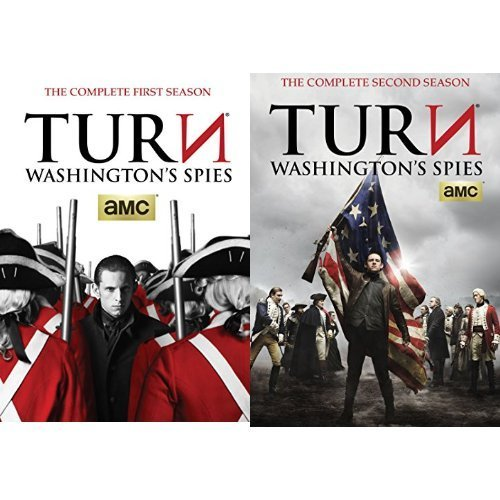 Turn Washington's Spies Season 1 DVD
