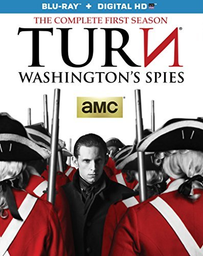 Turn Washington's Spies Season 1 Blu Ray