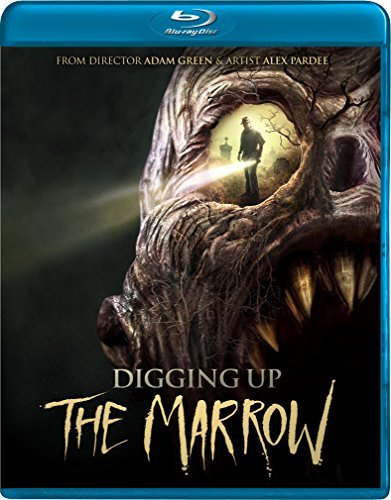Digging Up The Marrow Wise Green Barratt Blu Ray Nr