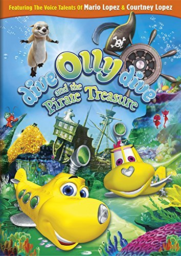 Dive Olly Dive And The Pirate Treasure Dive Olly Dive And The Pirate Treasure DVD