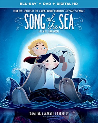 Song Of The Sea Song Of The Sea Blu Ray Pg