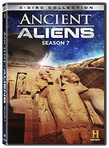 Ancient Aliens Season 7 Volume 1 Season 7 Volume 1