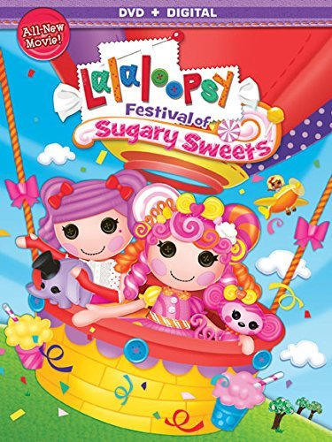 Lalaloopsy Festival Of Sugary Sweets DVD
