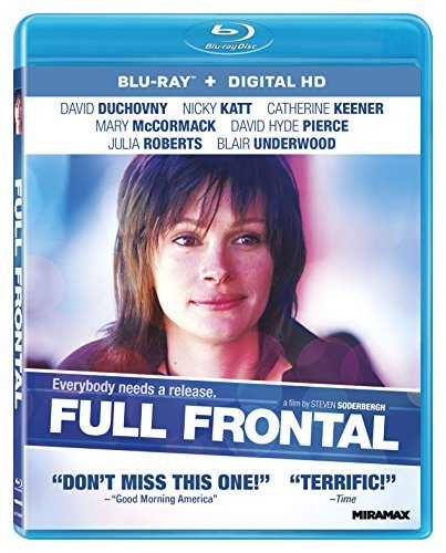 Full Frontal Roberts Duchovny Keener Underwood Blu Ray R